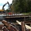 Bussbron börjar ta form