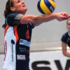 Lindesberg Volley övertygade trots dipp