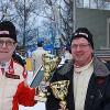 Mats och Johnny vinnare igen