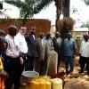 Afrikanska vattenprojekt på Kafékväll