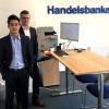 Lyckad invigning av Handelsbanken
