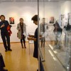 Orup-vernissage och konstutdelning