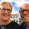 Annika och Fredrik populära pristagare