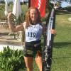 Natasha slalomfyra på EM