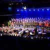 Stämningsfull julkonsert i arenan