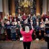 Dags för Johannespassionen av Bach