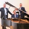Tre Barytoner ger konsert i Nora