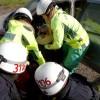 Stor räddningsövning räddar oss andra