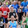 Många springer Stockholm Marathon 2018