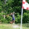 Golfhäftet Trophy gästade Lindesbergs GK