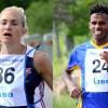 Karin och Heshlu vann Lindesjönloppet