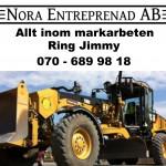 Nora entreprenad september