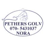 pethers golv logga