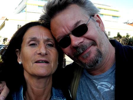 Rose och Anders Wallén.