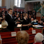 Fredrik Englund, Tenor och Ulrika Bernövall, sopran