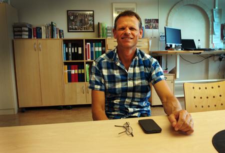 BMB-chefen Peter Grönlund tror att byggande kommer att påbörjas.