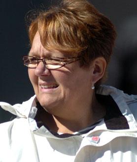 Irja Gustavsson.
