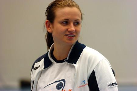 Kan Claudia Grelowska stärka Lindesberg?