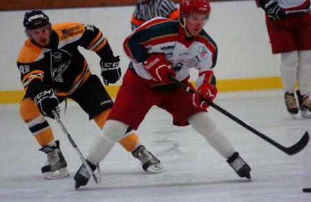 Förre Lindlövenspelaren Daniel Magnusson är en av de tongivande spelarna i GSK.