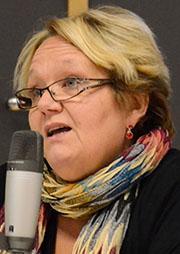 Irja Gustavsson (S) Ordförande, kommunalråd - Irja-Gustavsson