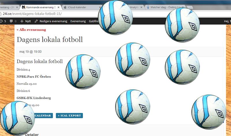 Fotbollssasongen 2015 kan fa tidig start