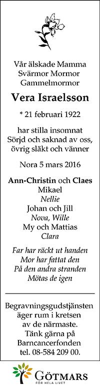 VeraIsraelsson_G_20160312