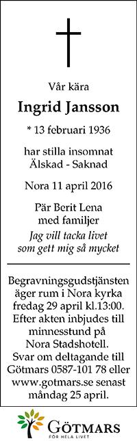IngridJansson_G_20160416