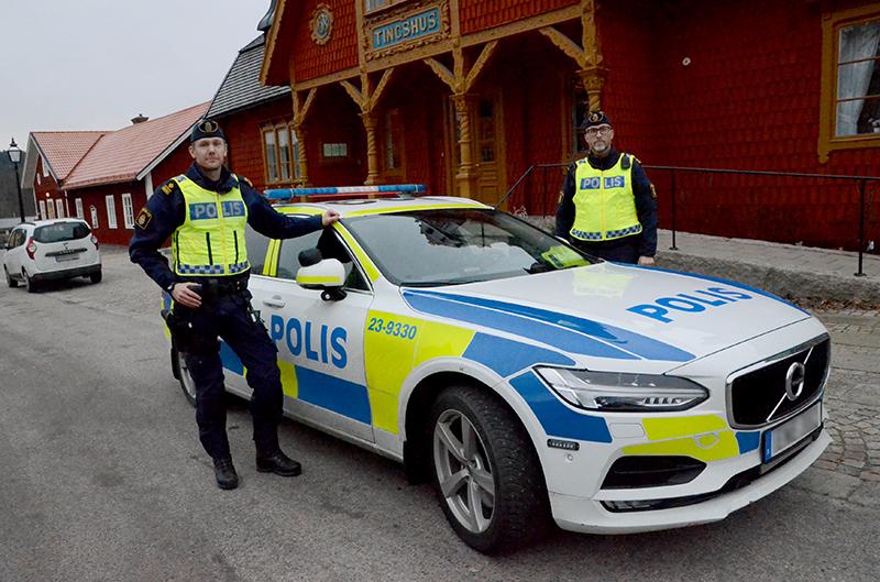 Polisen ska bli mer lokal